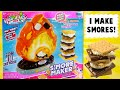 Yummy Nummies Smores Food Maker - How to Easily Make a S'more!