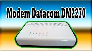 Como configura o Modem da Vivo Datacom DM2270