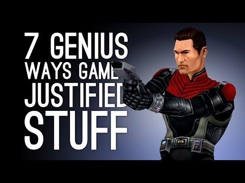 7 Genius Ways Games Justified Videogame Mechanics