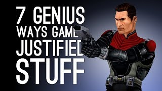 7 Genius Ways Games Justified Videogame Mechanics
