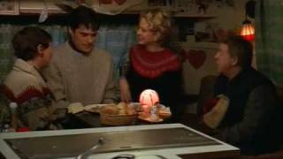Dharma & Greg S01E16 Dharma and Greg's First Romantic Valentine's Day Weekend Clip2