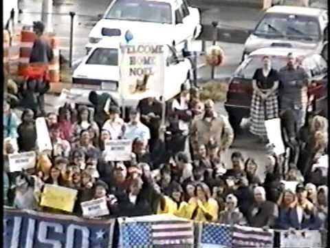 USS Laboon DDG-58 MEF cruise 1996 Part 3