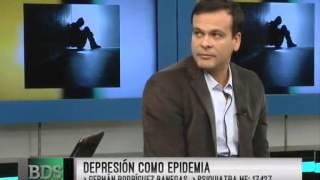 """La """"depresión"""" es la segunda causa de discapacidad laboral"""