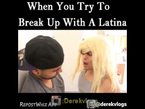 Perks of dating a latina vine