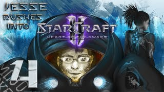 Starcraft 2: Heart of the Swarm (Part 4) - Harvest of Screams