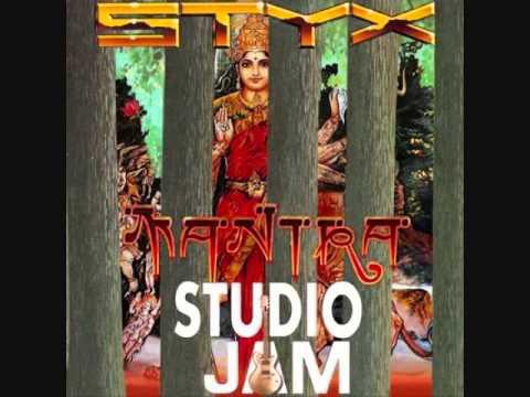 Styx - Live Mantra Studios 1977 (Mantra Studios, Chicago,1977)