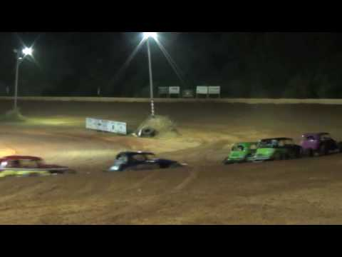 Southern Vintage Racing Association Heat and Feature 8/27/16