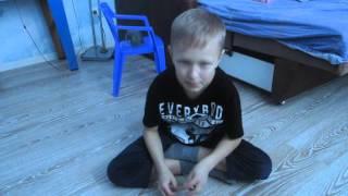 обучение по плетению из резинок1-й браслет