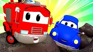 Car Patrol -   - Car City ! Police Cars and fire Trucks for kids