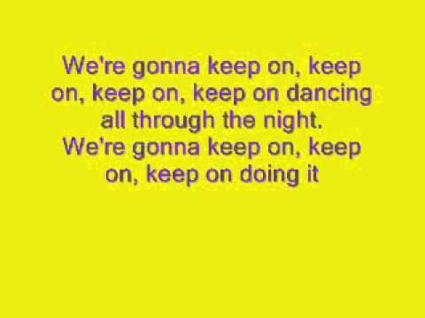 keep On Lyrics By Brady Bunch.wmv