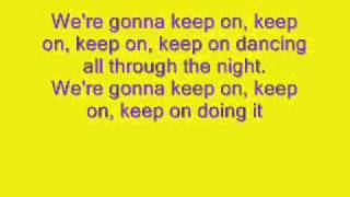 keep On Lyrics By Brady Bunch.wmv