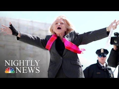 Gay Rights Pioneer Edie Windsor Dead At 88 | NBC Nightly News