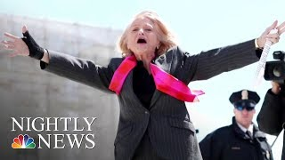 Gay Rights Pioneer Edie Windsor Dead At 88 | NBC Nightly News