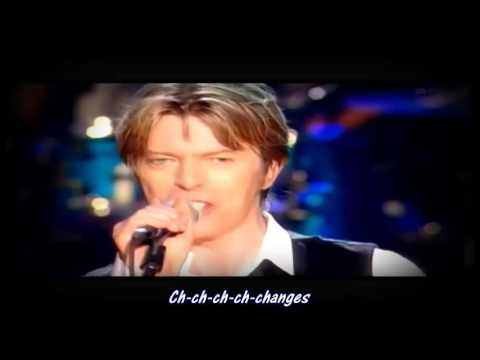 Changes By David Bowie - Lyrics On Screen