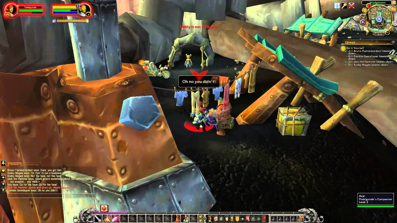 Quest do it yourself in wow youtube quest do it yourself in wow solutioingenieria Image collections