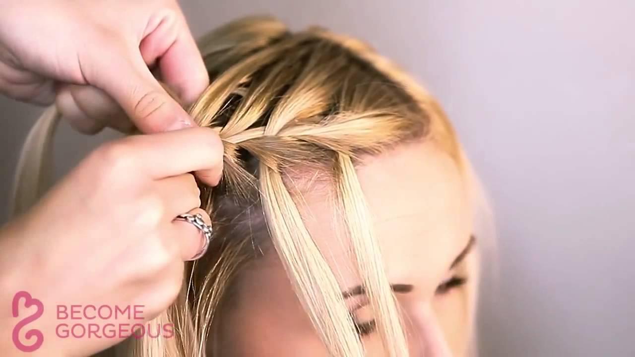 Şelale Saç Modeli Nasıl Yapılır