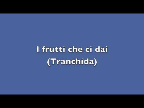 I frutti che ci dai - Tranchida