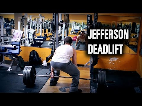 Jefferson Deadlift Benefits for Strength Athletes