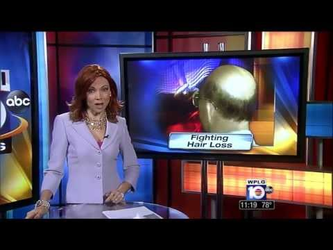 Hair Loss Myths   ABC News w/ Dr Alan Bauman