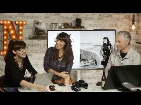 Tony & Chelsea LIVE: The Best Smartphone Apps, Samsung NX30, Instant Portfolio Reviews!