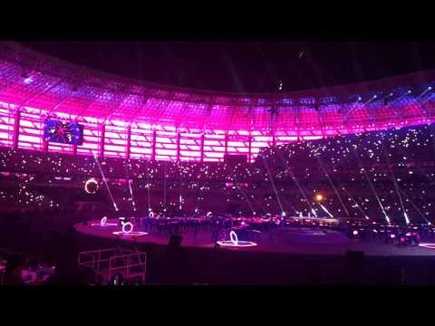 Baku2015 European games- Energy of Youth