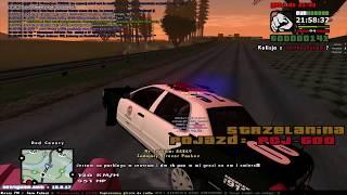 [LSPD][Net4game.com] Fragmenty agresywnej ucieczki Ranchera zakończonej wodowaniem.