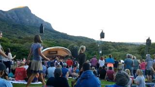 Karen Zoid & Francois van Coke cover Black Sabbath at Kirstenbosch gardens 2017