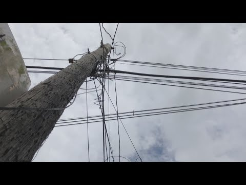 Some Puerto Ricans still in the dark after island's long blackout