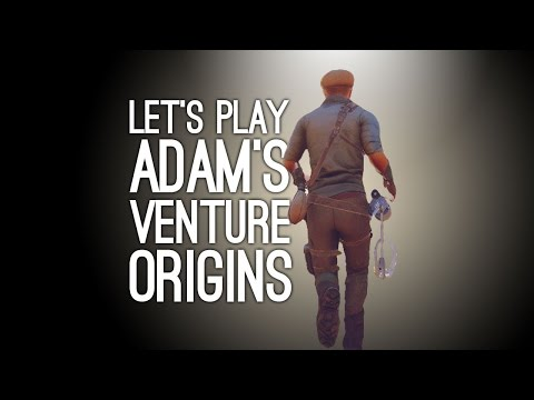 Adam's Venture: Origins Xbox One Gameplay - Adam's Venture on Xbox One