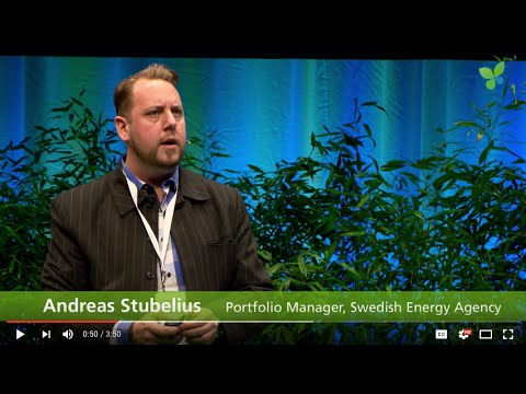 ECO16 Berlin: Andreas Stubelius Swedish Energy Agency