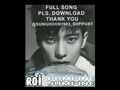 [ SUNG HOON ] 성훈 ROIII NEW SINGLE RELEASE!!!  Pumping Jumping (Feat. 이판도) PROMOTIONAL VIDEO ONLY