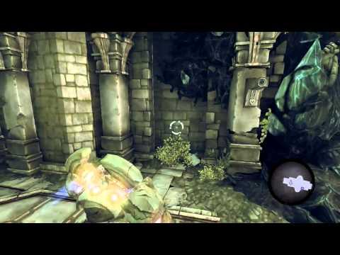 Darksiders 2 Episodio 10: El rincón y El Templo perdido (parte 1) [Guia/Walkthrough]