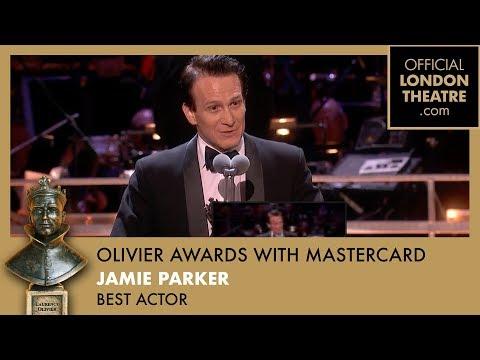 Jamie Parker wins Best Actor