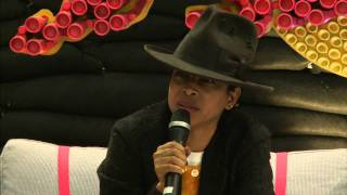 Erykah Badu on J Dilla and Telephone - Red Bull Music Academy lecture series