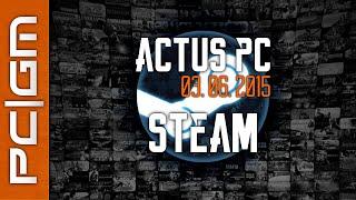 Actus PC : Nouvelle politique de remboursement sur Steam [FR]