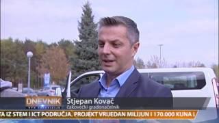VTV Dnevnik 22. listopada 2016.