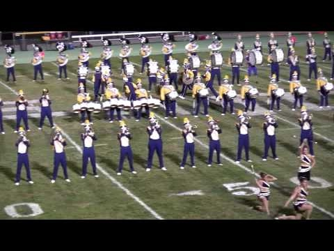 Jackson High School Marching Band 2010-2011