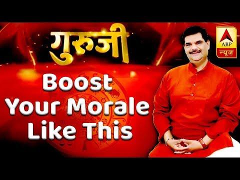 GuruJi With Pawan Sinha: Boost Your Morale Like This    ABP News