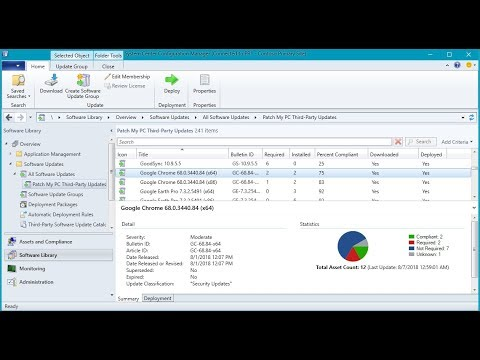 3rd-Party Updates in Configuration Manager 1806 - #FMSCUG Session