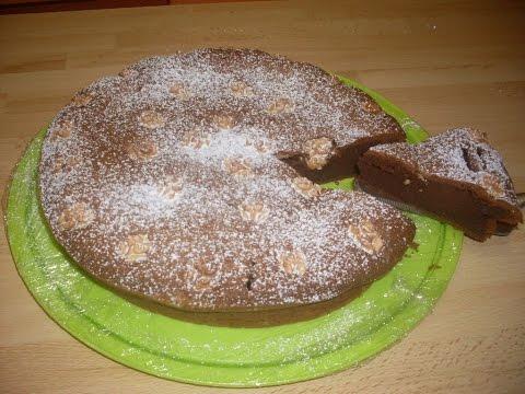 gâteau-fondant-au-chocolat-et-aux-noix---recette-facile-et-savoureuse