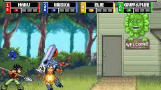 Rave Master - Special Attack Force (GBA)