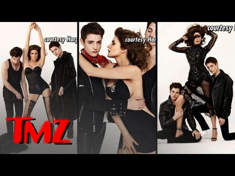 Sexy Photos of Stephanie Seymour ... And Her Sons | TMZ