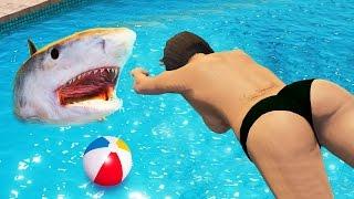 Приколы в GTA 5 | WDF 31| Неудачные прыжки