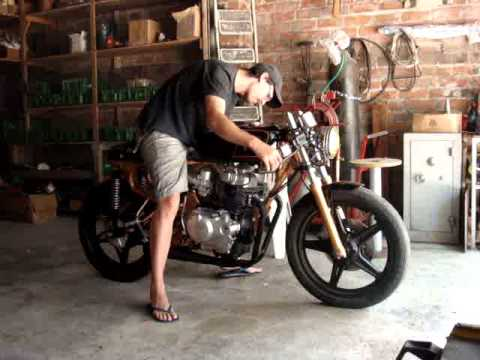 Cb400 Super Four Cafe Racer Honda Cb400 Cafe Racer Brasil