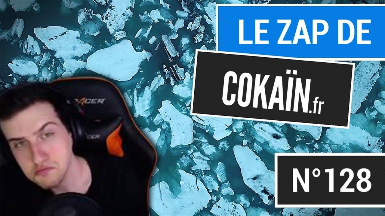 Hellyeahplay смотрит: Le Zap de Cokaïn.fr n°128