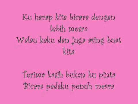 Lyrics and Translation Banmal Song - musixmatch.com