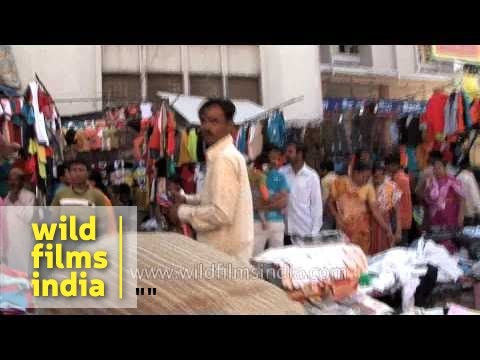 Shopping zones: Gujarat, India