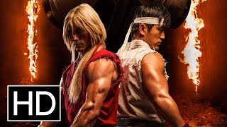 Street Fighter Assassin's Fist The Movie - Official Trailer