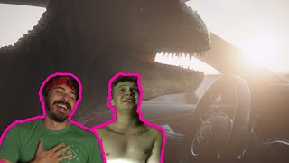 Most Annoying DUI Suspect Turns Into A T-Rex