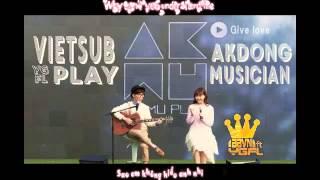 Gambar cover [Lyrics+Vietsub] Give Love - Akdong Musician